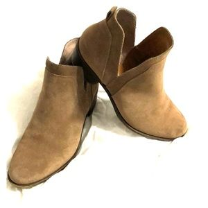 Lucky Brand booties! BRAND NEW! WATERPROOF!